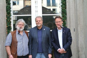 Kurt, Geert and Cornelius invite you to Cologne