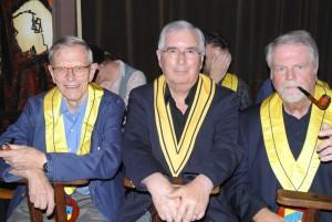 Vernon, Alain und Kurt