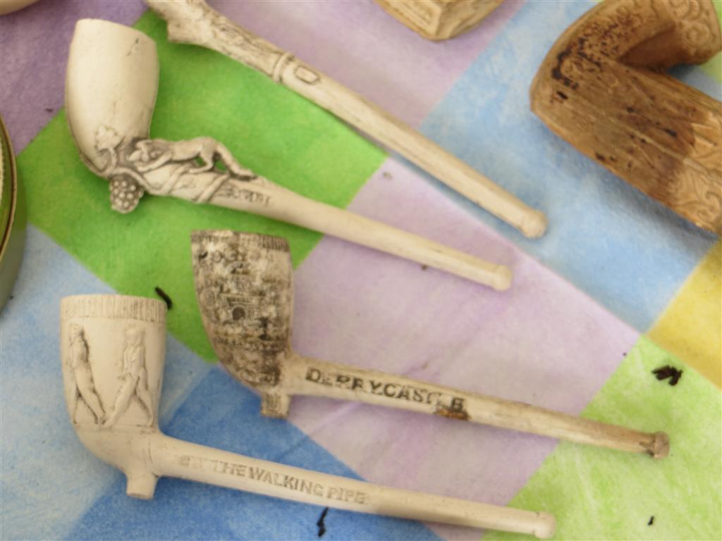 NFP - UK Newark 2014 clay pipes 03 (Medium)